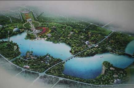 济南园博园争取今年下半年免费开放